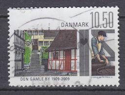 Denmark 2009 Mi. 1520  10.50 Kr. Den Gamle By The Old Town Aarhus - Danimarca