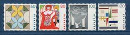 Suisse - YT N° 1435 à 1438 - Neuf Sans Charnière - 1993 - Ongebruikt