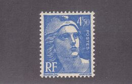 TIMBRE FRANCE N° 718A NEUF ** - 1945-54 Marianne Of Gandon