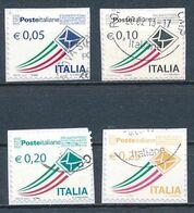 °°° ITALIA 2010 - POSTA PRIORITARIA °°° - 2001-10: Oblitérés