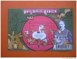 F4866**BENJAMIN RABIER - Blocchi & Foglietti