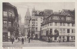 MAINZ: An Der Fischtorstrasse - Mainz
