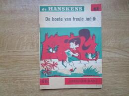 De Hanskens   De Boete Van Freule Judith  Door Abraham Hans - Magazines & Newspapers