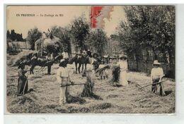 84 EN PROVENCE #15440 LE FOULAGE DU BLE - Sonstige Gemeinden