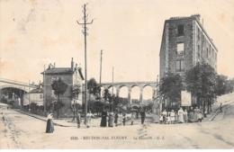 92. N°206254. Meudon Val Fleury. La Fourché - Meudon