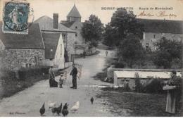 51 - N°111270 - Boissy-le-Repos - Route De Montmirail - Pas Courante - France