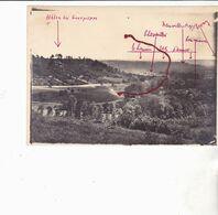 ( 02 ) - Courpierre Chavailles Neuville Cerny    Photo Allemande GRANDES DIMENSIONS.1° Guerre - Frankreich