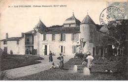 17 - N°110886 - Ile D'Oléron - Château Bonnemin (XIIIe Siècle) - Ile D'Oléron