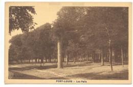 Port Louis, Les Patis, France, Postcard, CPA, Unused - Ohne Zuordnung