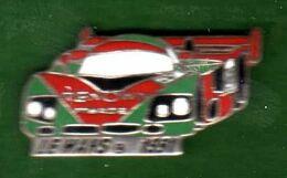 Pin's Auto Mazda Le Mans 1991 EGF EMC - F1