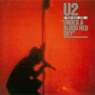 U2- Live Under A Blood Red Sky - Musique & Instruments