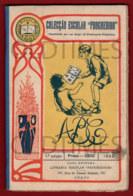 """PORTUGAL - PORTO - LIVRO ESCOLAR """"ABC"""" - LIVRARIA PROGREDIOR - 1932 BOOK - Books, Magazines, Comics"""