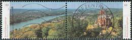 Allemagne 2019 Yv. N°3289 & 3290 - Siebengebirge - Oblitéré - [7] Repubblica Federale