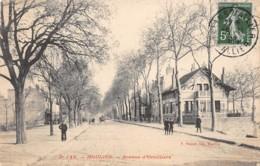 MOULINS - Avenue D'Orvilliers - Très Bon état - Moulins