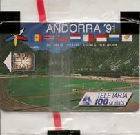 Telecarte ANDORRE  Nº 1 - Andorra
