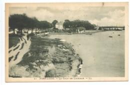 Port Louis, La Cale De Locmalo, France, Postcard, CPA, Unused - Unclassified