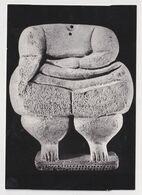 SCULPTURE - AK 384443 Hagar Qim - Stone Statue C. 2200 B.C. - Ancient World