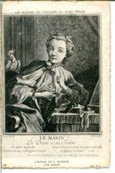 Maîtres De L'estampe Au 18e Siècle - Boucher - Oudry - Lot De 2 CPA - Voir Détails Dans La Description - Paintings