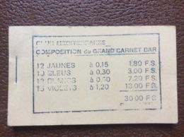 CLUB MÉDITERRANÉE  Carnet Bar - Andere Sammlungen