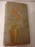 Album Ancien Pour Cartes Postales. Etat Correct. Dim. 36X20CM épaisseur 7cm. - Books