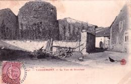 54 - Meurthe Et Moselle - VAUDEMONT - La Tour De Brunehaut - Otros Municipios