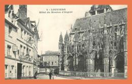 A722 / 023 27 - LOUVIERS Hôtel Du Mouton D'Argent - Louviers
