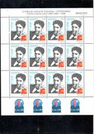 España Nº 3549 Minipliego Garcia Lorca MNH - Collections