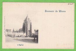 WAVRE   -   L' Eglise - Wavre