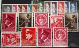 DR Hitler Kleines Lot DS/SM. Ungebraucht * - Non Classificati