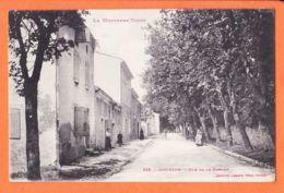 Vae005 DOURGNE 81-Tarn Rue De LA CASSINE 1921 à Dédé BOUDURAND Hendaye / LABOUCHE 333 Montagne Noire - Dourgne