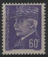 FR 1718 - FRANCE N° 509 Neuf** Maréchal Pétain - Unused Stamps