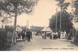 BREVONNES : Le Passage A Niveau (manege) - Tres Bon Etat - Autres Communes