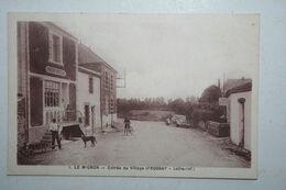 44 :  Le Migron - Entrée Su Village  - Frossay - (  Epicerie , Animation ) - Frossay