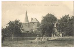 Sorel-le-Grand - L'Église - Le Château - 5 - Petite Animation - Vierge - Otros Municipios