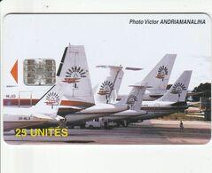 Madagascar - Air Madagascar 1 - Madagascar
