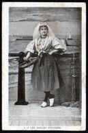 Les Sables D'Olonne Costume Vendéen Vendée Photo Assez Rare TB V. Explic - Costumi