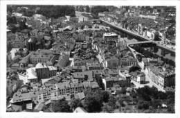 88 VOSGES Carte Photo D'une Vue Aérienne Du Centre De La Ville D'EPINAL - Epinal
