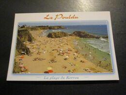 CP Le Pouldu - La Plage - Le Pouldu