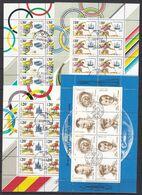 Sowjetunion - 1991 - Kleinbogen - Sammlung Nr. 1 - Gestempelt - 1923-1991 USSR