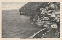 Cartolina / Postcard -  Viaggiata - Sent /  Positano, Veduta. - Italien