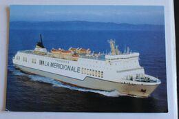 SCANDOLA La Meridionale Corse Et Sardaigne - Fähren