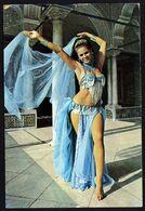 Tunisie Danseuse Du Ventre Ahlem / Danseuse Orientale Costume érotisme état Moyen Voir Explic - Tunisia