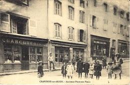 CRAPONNE-sur-ARZON -ancienne Place-aux-veaux  -sans éditeur - - Craponne Sur Arzon