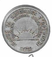 *burundi 1 Franc 1970  Km 18  Vf+ - Burundi
