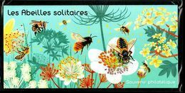 Bloc Souvenir N° 125 - 125A - Les Abeilles Solitaires - Neuf Sous Blister - Souvenir Blokken