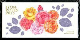 Bloc Souvenir N° 111 - Lyon Roses 2015 - Neuf Sous Blister - Souvenir Blokken
