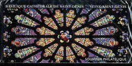Bloc Souvenir N° 109 - Basilique Cathédrale De Saint-Denis - Neuf Sous Blister - Souvenir Blokken