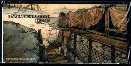 Bloc Souvenir N° 128 - Bataille De La Somme - Neuf Sous Blister - Souvenir Blokken