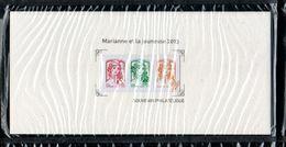 Bloc Souvenir N° 82 - Type Marianne De Ciappa - Neuf Sous Blister - Souvenir Blokken