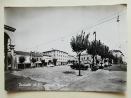15 - CARTOLINA BRESCELLO - PIAZZA MATTEOTTI - Andere Steden